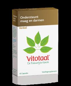 Het aroma van Venkel worden veroorzaakt door een vluchtige olie, die rijk is aan anethol. Deze stof zit vooral in de vruchten en is goed voor de spijsvertering.